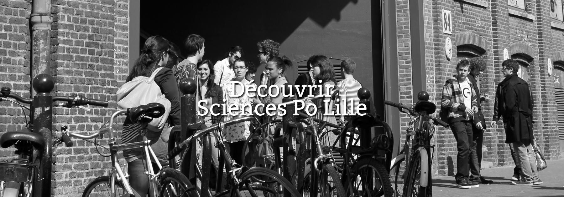 Découvrir Sciences Po Lille