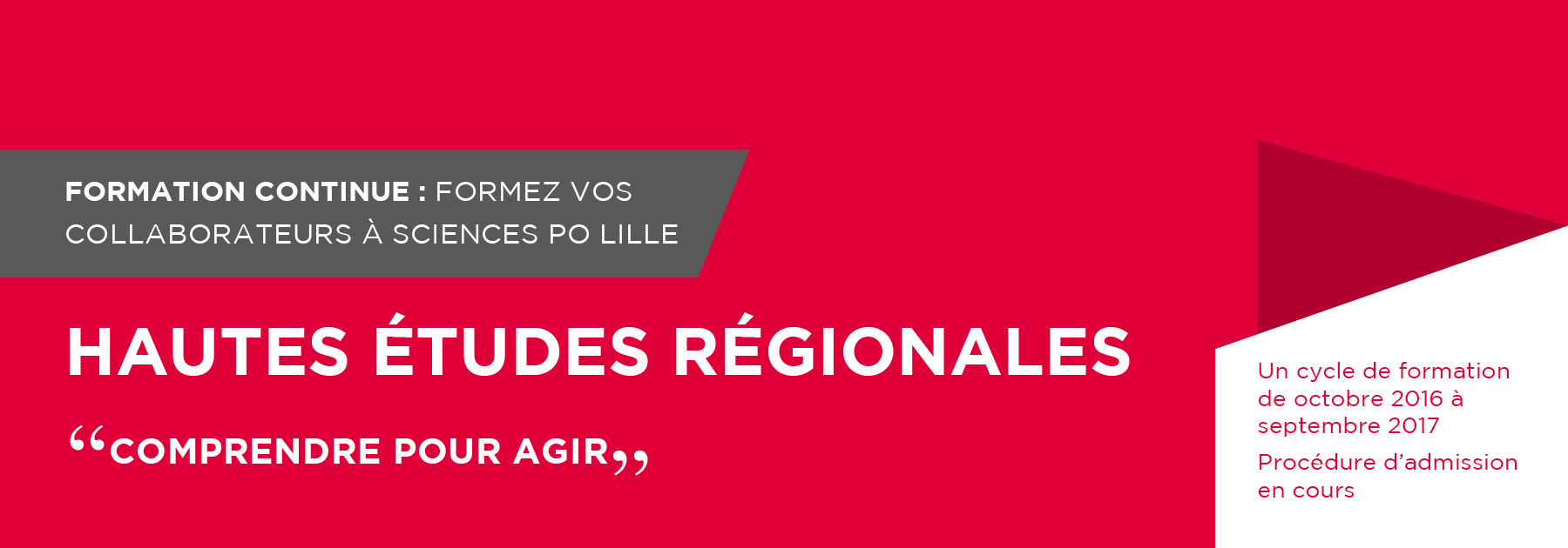 Hautes Etudes Régionales