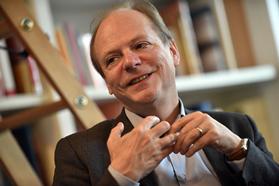 Patrick Boucheron, professeur au collège de France